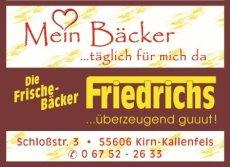 Bäckerei Friedrichs