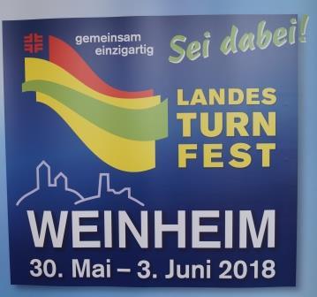 Turnfest Weinheim